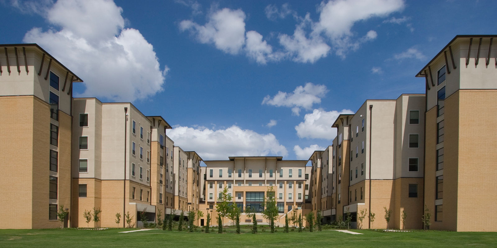 Universities In Dallas Texas >> University Of Dallas Residence Hall Architecture Demarest