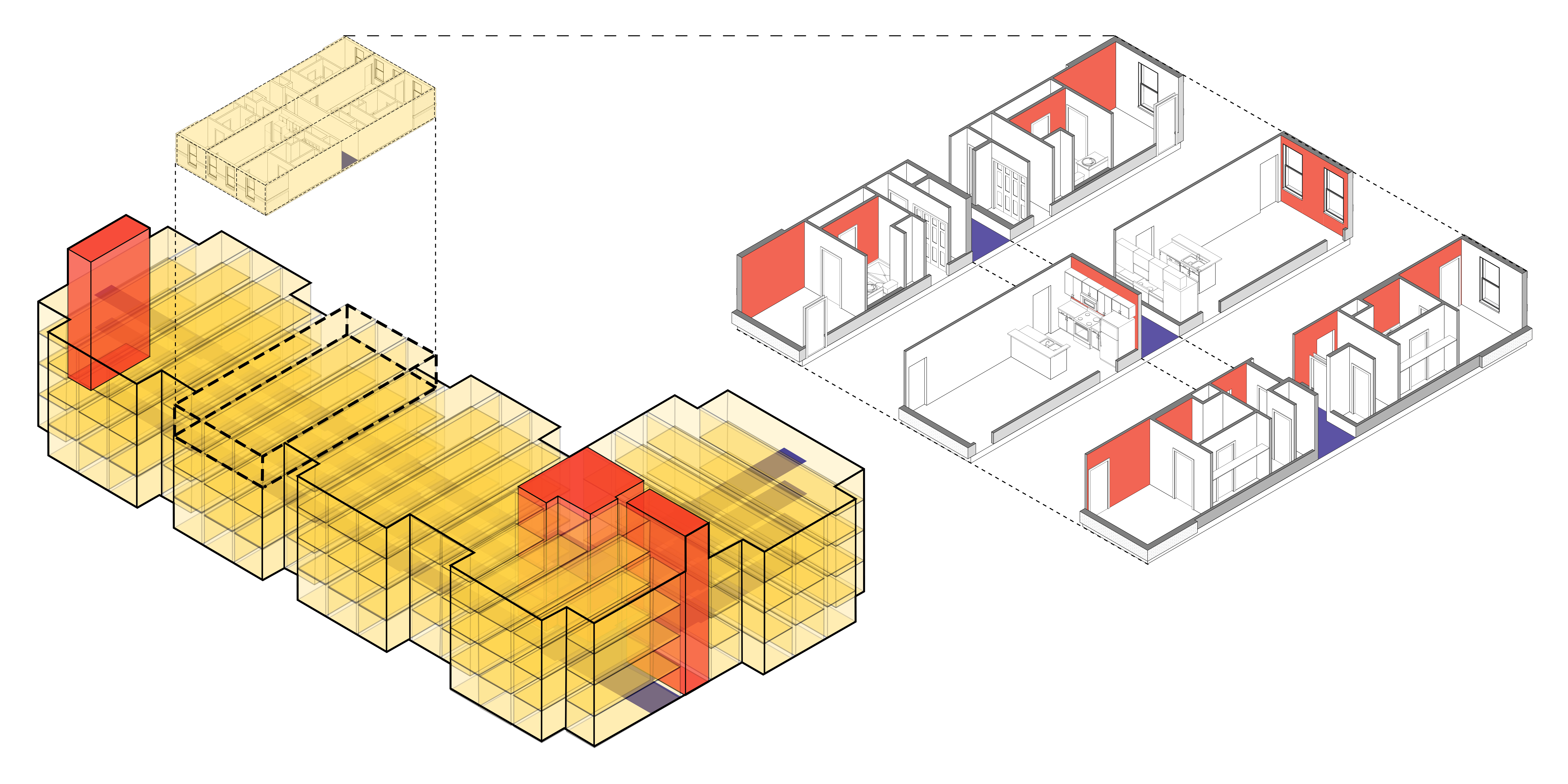 Modular Housing Diagram