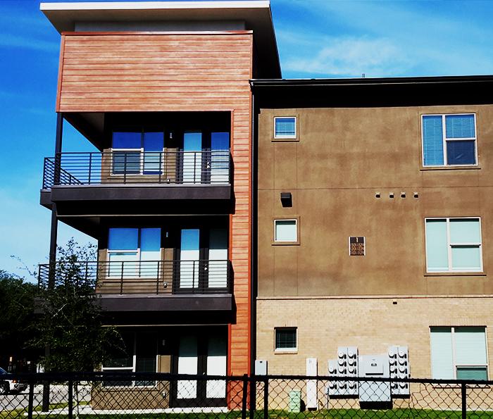 Enclave Apartments In Grand Prairie: Architecture Demarest