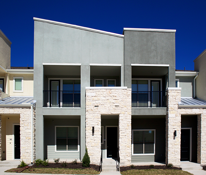 Renaissance Apartments In Lubbock Texas: Architecture Demarest